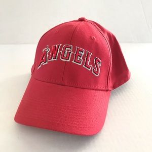 Nike ANAHEIM ANGELS Red men's Hat